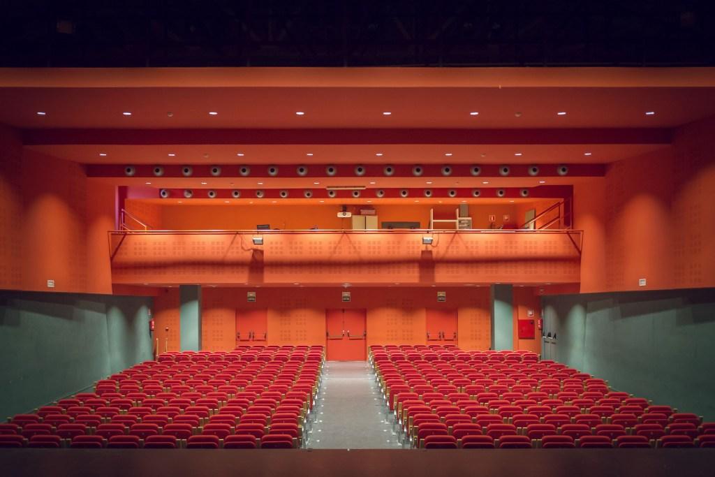 Sala d'espectacles